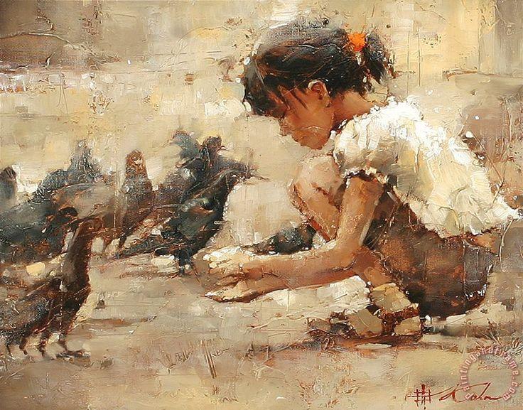 Saint Mark's - Georges André Kohn (April 23, 1932 – April 20, 1945). Nació en Stanlingrado , antigua Unión Sovietica. Sus primeros años, los pasó al sur de su país, en la ciudad de Bakú. Estilo: Impresionismo Figurativo