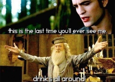 some of these are pretty funny though! haha! 10 Insulting Twilight Memes Twihards Will Despise