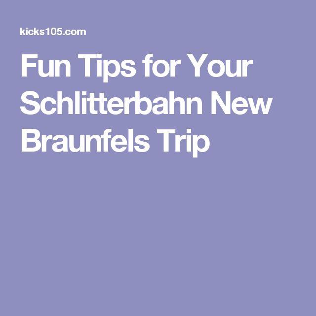 Fun Tips for Your Schlitterbahn New Braunfels Trip