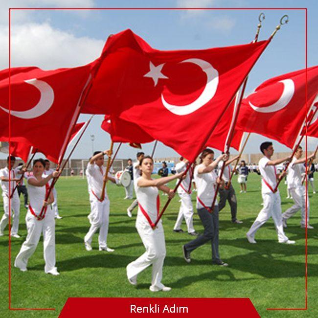 19 Mayıs Atatürk'ü Anma Gençlik ve Spor Bayramınız Kutlu Olsun... #19mayıs #renkliadım #19MayısGençlikveSporBayramı