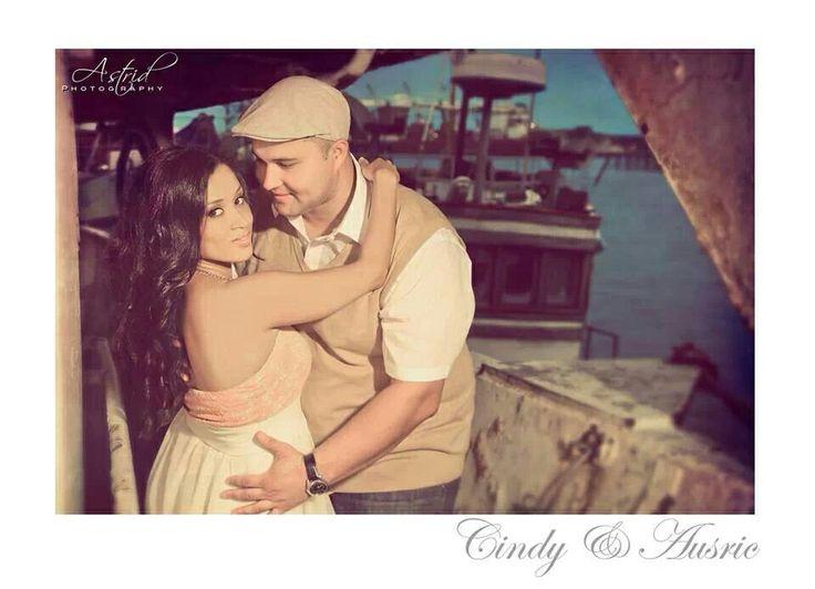Cindy's pre wedding shoot