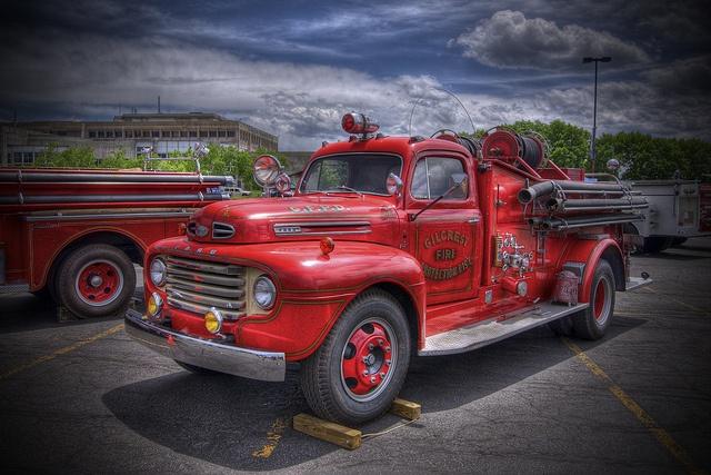 Great Fire Truck