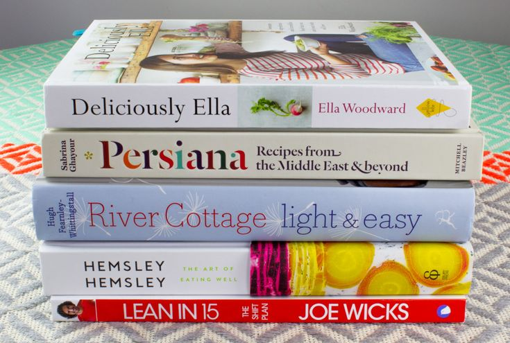 My Top 5 Cookbooks – Sophie Kate: Lifestyle, Food and Exploring