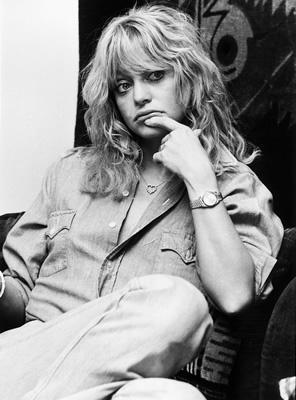 Goldie Hawn  #Tomboy style
