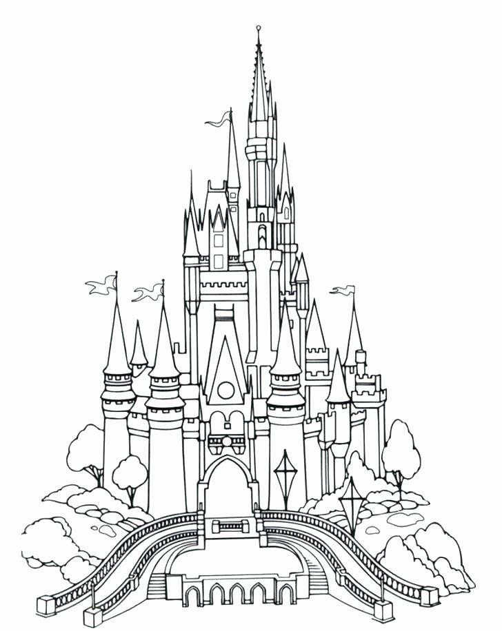 Coloring Pages For Adults Disney Unique Disney Coloring Pages For Adults Best Coloring Pages F Castle Coloring Page Disney Coloring Pages Frozen Coloring Pages