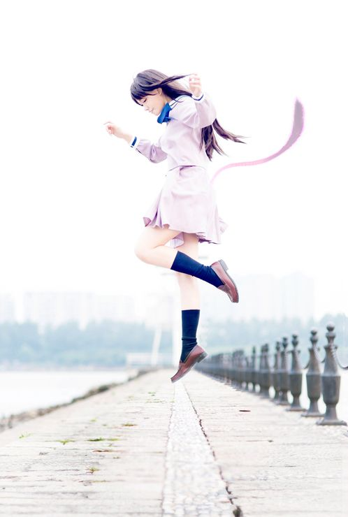 This is spot on! Hiyori Iki (Noragmi)| Abaii - WorldCosplay