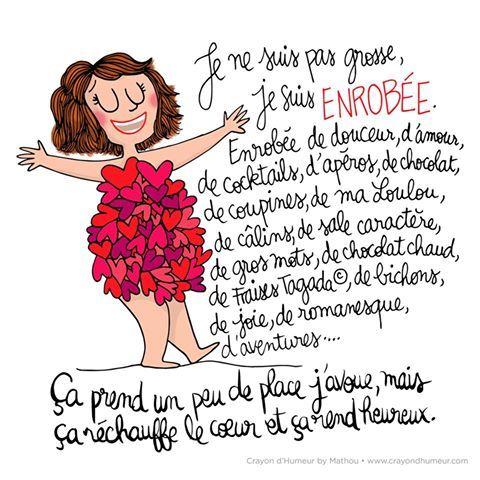 Crayon d'Humeur { REMIX : ENROBAGE COEURS }