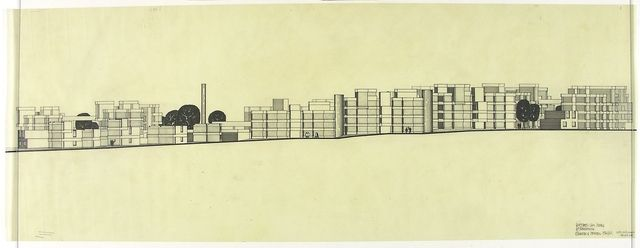 Liverpool University Halls of Residence Competition - Archigram Archival Project