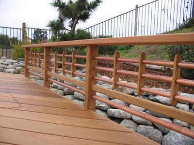 Best Deck Rails Exterior Handrail Front Porch Design 400 x 300