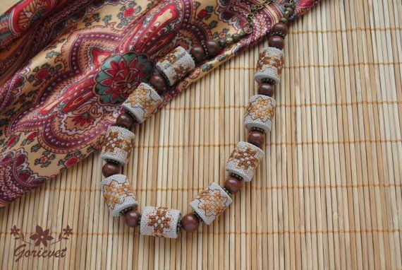 Beads is a very nice от Marina Konstantinova на Etsy