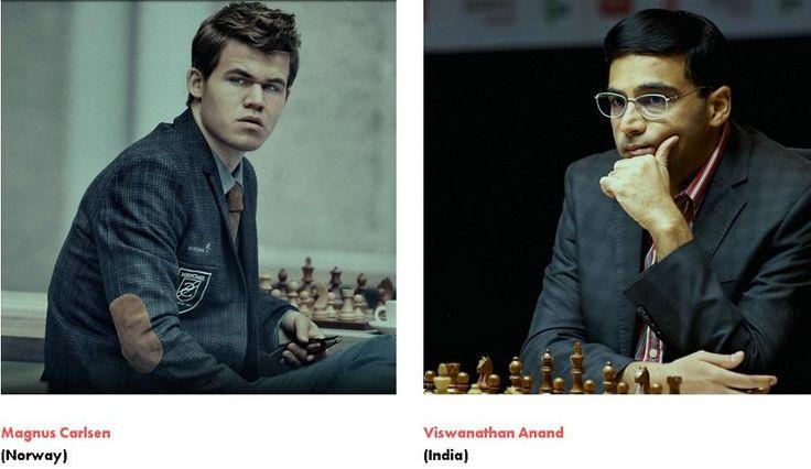November 8 - 3PM Moscow time... http://livechesstournaments.com/wcc-2014/ @chessdom @anandcarlsen14 @vishy64theking  @MagnusCarlsen