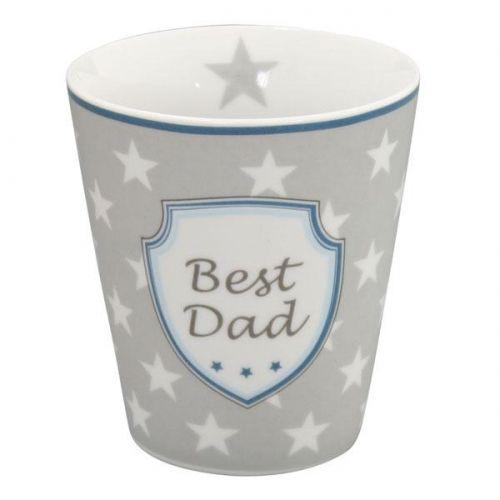 Krasilnikoff Becher Best Dad genau das richtige am Welt-Männer-Tag!