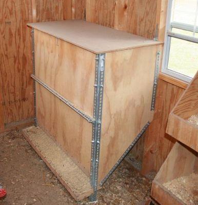 chicken farm folly feeder made building home as a gravity plans