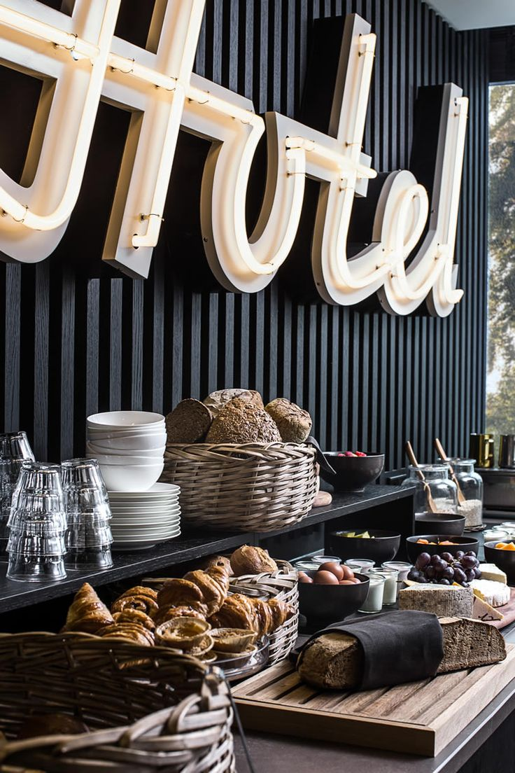 Design savvy travellers have a new spot to recharge, at Münster's moody and muted Mauritzhof Hotel…