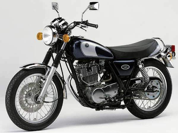 yamaha sr400 2011 #bikes #motorbikes #motorcycles #motos #motocicletas