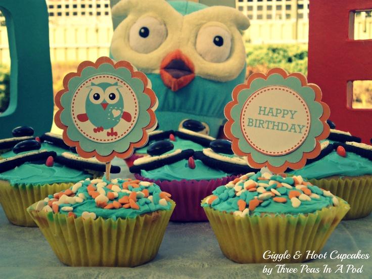 Giggle and hoot birthday