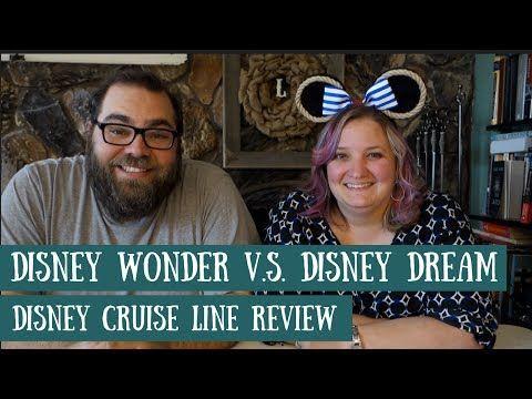 Disney Wonder v.s. Disney Dream Cruise Review! - YouTube