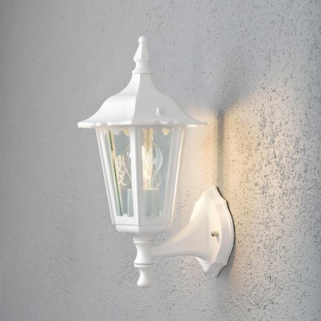 Konstsmide Firenze Applique Bianco 7232-250