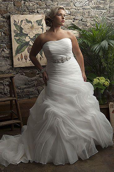 17 best images about callista bridal on pinterest bridal for Wedding dresses for fuller figures