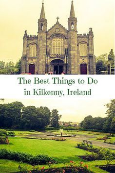 Find out the best castles, cathedrals, and restaurants in adorable medieval Kilkenny, Ireland. My best travel tips are all here!