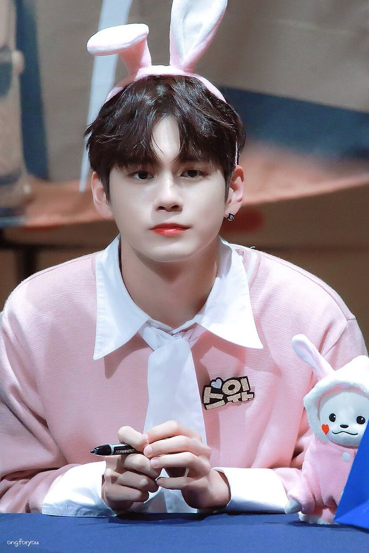 Wanna one OngSeongwu