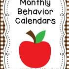 Have+your+students+set+behavior+goals+and+track+their+progress+with+these+monthly+behavior+calendars!++Have+a+behavior+system+in+your+room?++Sticks...