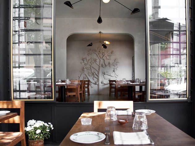 Restaurantes y cafés en la Roma. Los mejores lugares para comer