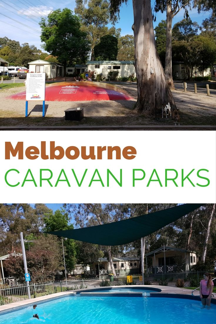 Caravan Parks near Melbourne - Heading to Tasmania on the Ferry?  Exploring Melbourne and the Yarra Valley? This is the best caravan park in Melbourne.
