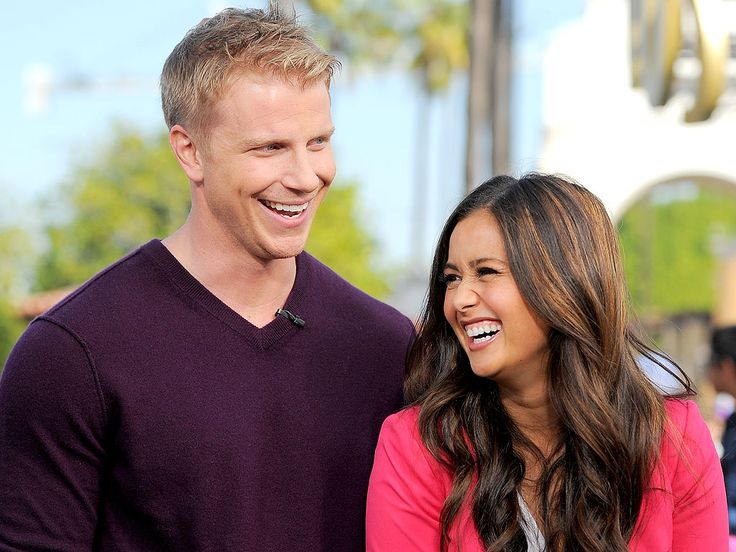 The Bachelor's Catherine and Sean Dish on Their First Year of Marriage http://www.people.com/article/bachelor-sean-lowe-catherine-giudici-anniversary