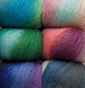Chroma fingering -- new colors