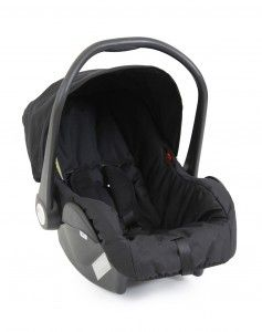 The divine Oyster Car Seat in Black. Get yours at www.babystylesa.co.za