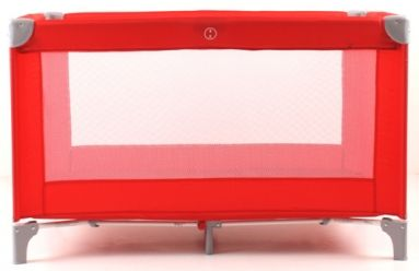 Travelcot basic red