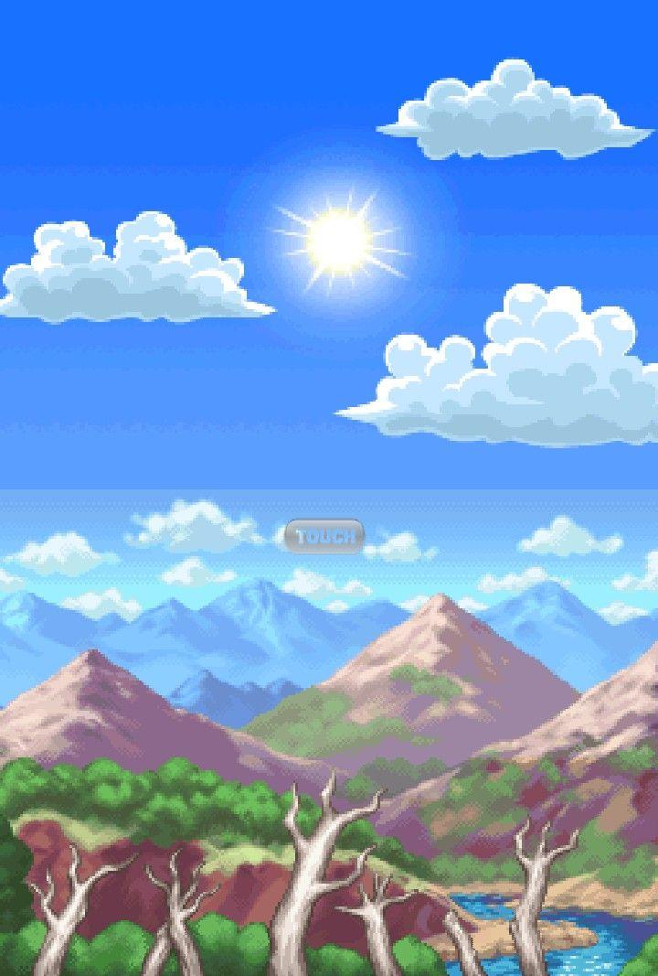 Pokemon Mystery Dungeon Explorers Of Sky Wallpaper Pokemon Dungeon Sky