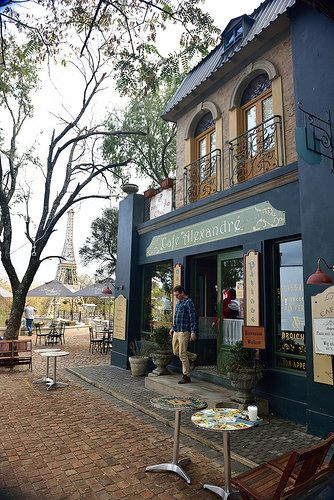 French Village, Hartbeespoort, North West, South Africa | by South African Tourism