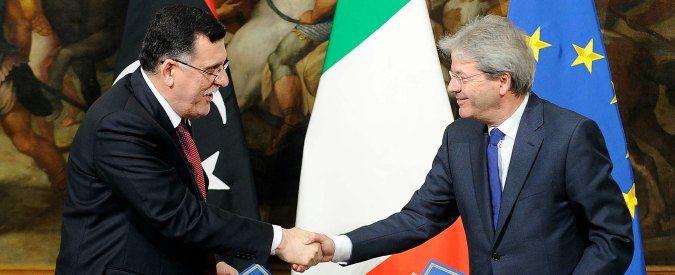 Umberto Marabese : Migranti, accordo con la Libia è un bluff. Record ...