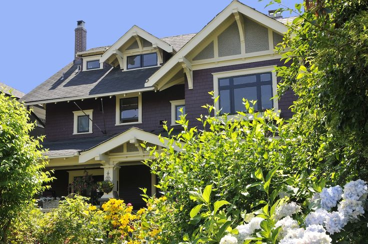 cream trim exterior   Their gallery will leave you wanting to re-paint your whole house ...