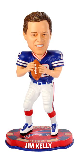 Buffalo Bills Bobblehead - Jim Kelly