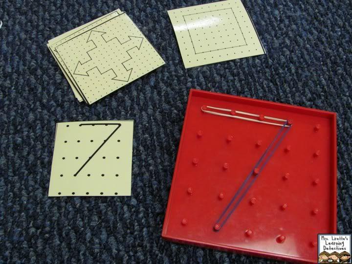 Math Workshop Model and 4 FREEBIES!