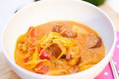 Low Carb Sauerkraut Eintopf – Low Carb Köstlichkeiten