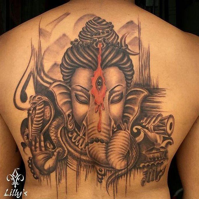 Tattoo Designs Deepak: 8114 Best Lord Ganesha Images On Pinterest