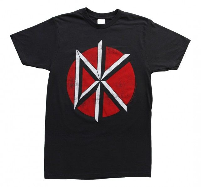 Distressed Dead Kennedys T-Shirt