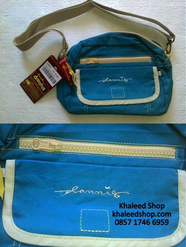 Tas Slempang DANNIS TSB05 IDR 61.000 (Harga BELUM termasuk ONGKOS KIRIM)  Cara Pemesanan :   (1) SMS ke 0857 1746 6959 (2) Dengan format SMS sbb : NAMA + KODE PESANAN + ALAMAT LENGKAP + NO.HAPE  KUNJUNGI WEBSTORE KAMI DI  www.khaleedshop.com   Temukan di ⇩untuk ORDER dan lihat koleksi terbaru kami Dannis Khaleed Shop Semarang :  LINE / KakaoTalk / BeeTalk : khaleedshop Path / Pinterest : Khaleed Shop Semarang Whatsapp : 0857-1746-6959 Instagram : rumahdannis_khaleedshop BBM : 79172463  Only…