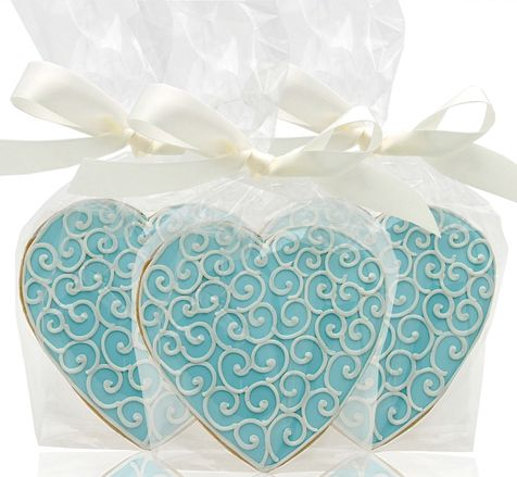 Wedding Favors | Delectable Wedding Cookie Favors | Here Comes The Blog