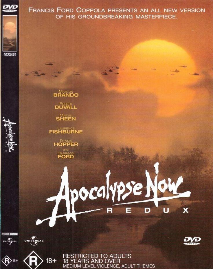 #Check out Apocalypse Now Redux (DVD, 2002) Region 4 Marlon Brando  https://www.ebay.com.au/itm/162839450102?roken=cUgayN&soutkn=LJcWpM via @eBay