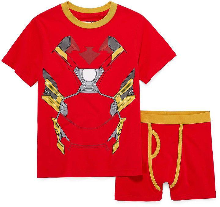 LICENSED PROPERTIES Underoos Iron Man Underwear Set- Boys 4-12