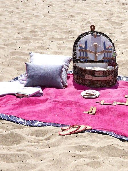 Ein Tag am Strand: DIY-Ideen zum Selbermachen