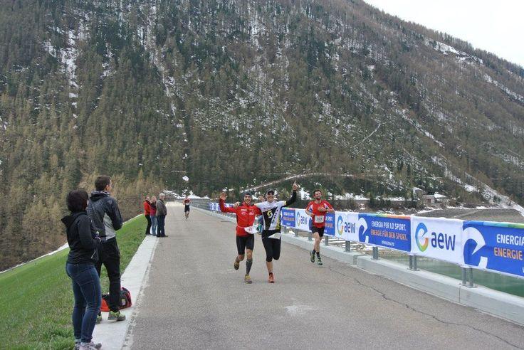 Ötzi Alpin Marathon 2014 - Disziplin laufen
