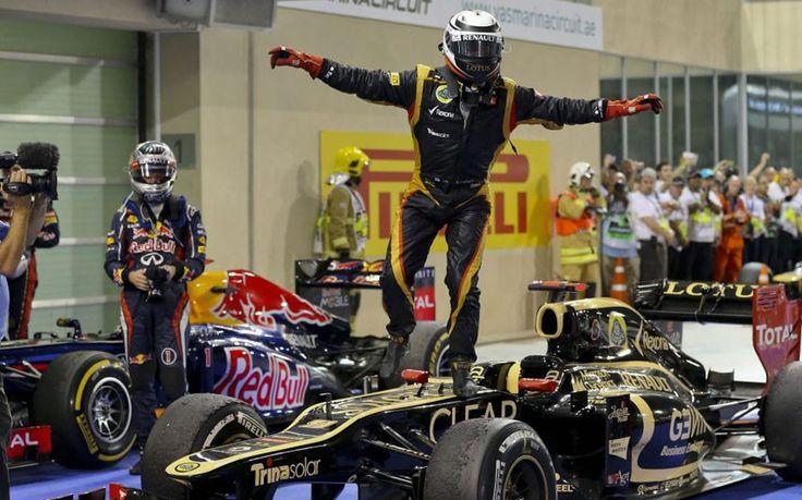 Abu Dhabi GP 2012