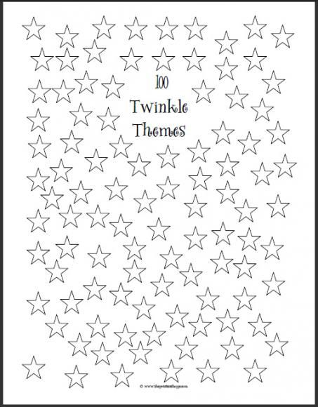 "suzuki piano practice chart book 1 | Practice Charts » Thackeray Suzuki Studio - ""Talent is not inborn, it ..."
