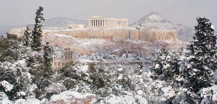 Παραληρούν τα ΜΜΕ παγκοσμίως με τη χιονισμένη Ακρόπολη: «Μοιάζει με χειμωνιάτικη Χώρα των Θαυμάτων!» [εικόνες & βίντεο] | iefimerida.gr